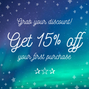 Get 15% off your first purchase Nature's Gift Jewelry